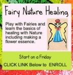 FB101 Fairy Nature Healing