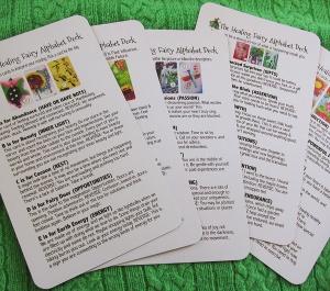 5 Description Cards