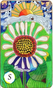 sunflowersidewayswithS