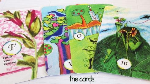 clearcutspreadthecards